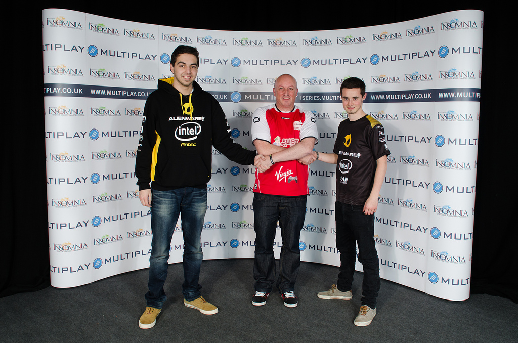 Team Dignitas | FIFA 13 2v2 £200 Casual Cup Champions