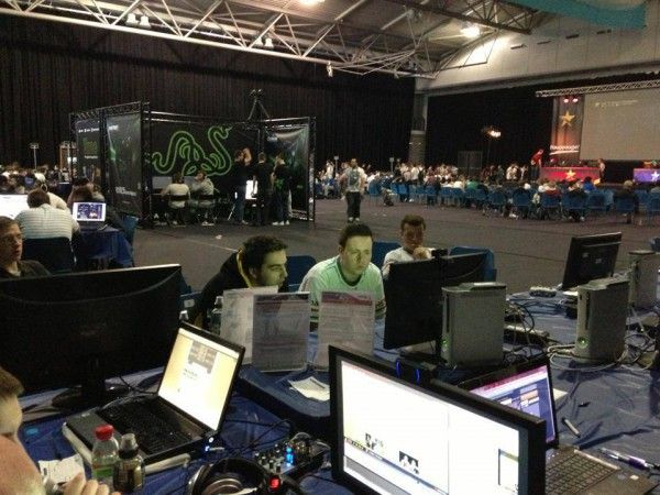Ty Walton Wins Saturday's Mad Catz FIFA 13 Summer Championship at EGL 10 in Sheffield