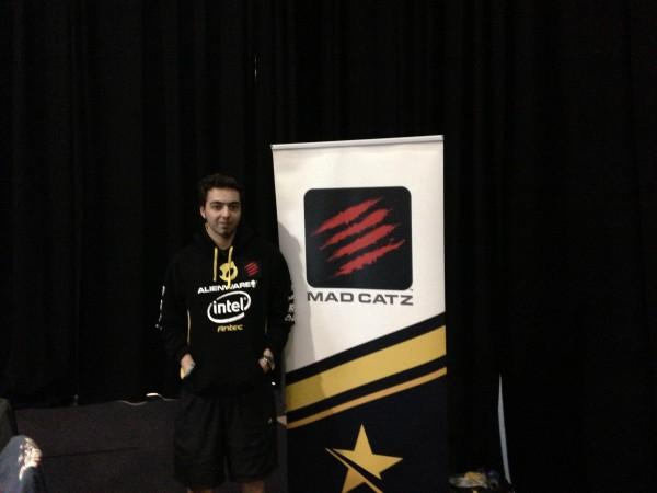 Ty Walton wins the EGL 10 Mad Catz FIFA 13 Summaer Championship