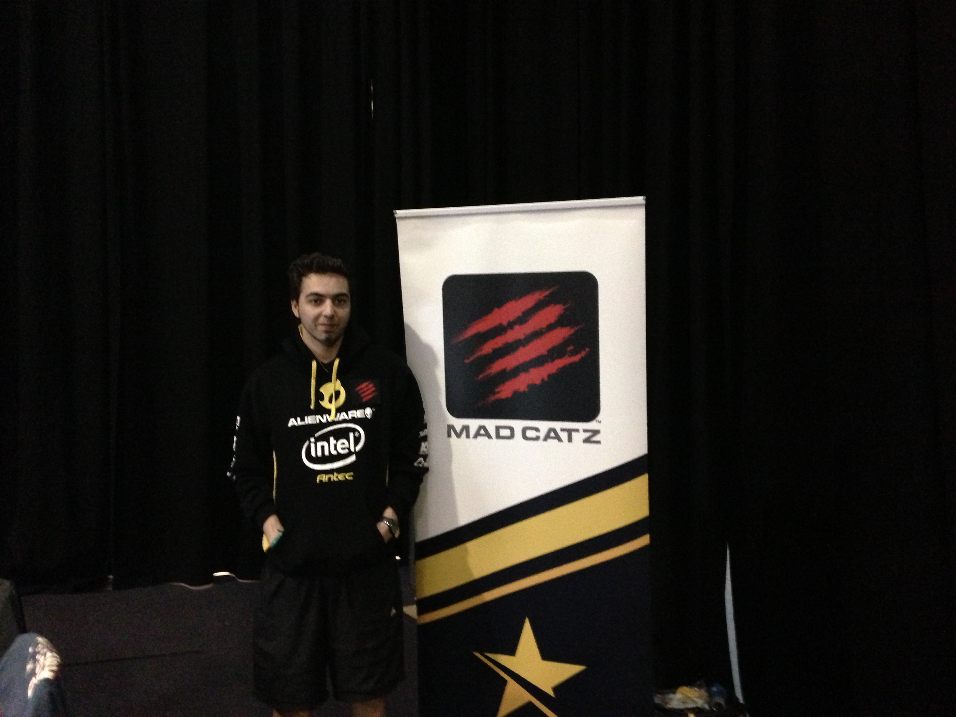 Ty Walton wins the EGL 10 Mad Catz FIFA 13 Summaer Championship