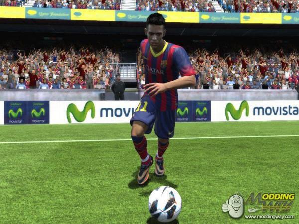 FIFA 13 ModdingWay Mod V 1.8.6.5 - Update