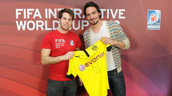 FIWC13 Germany champion Kai Wollin