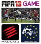 FIFA 13 Lock In with Mad Catz and EGL @ GAME stores around the UK