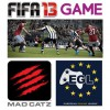 22 GAME Stores will be hosting FIFA 13 tournaments to find the best FIFA player in town, with the winner receiving a Mad Catz MLG pad worth £89.99.