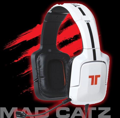 Mad Catz Tritton 720+ 7.1 Surround Headset