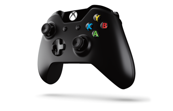 The brand new Xbox One Controller