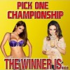 Who is the HOTTEST CHICK ON THE PLANET? MILA KUNIS OR LUCY PINDER???
