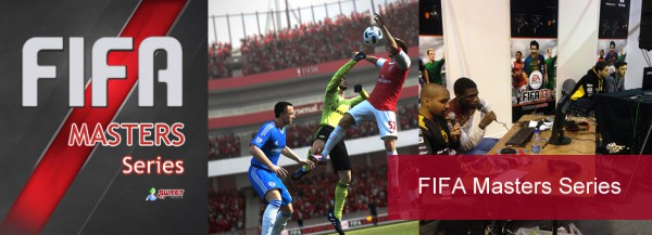 FIFA Masters Series (FMS) has both an offline and online element to it encouraging FIFA players to attend LAN events around the UK and also to compete online for FMS Points.  FMS points given for online events arer doubled at LAN events to encourage attendance.