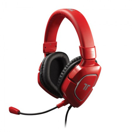 Tritton AX180 Universal Gaming Headset - Red
