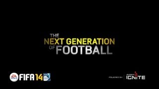 FIFA 14 Official Gameplay Trailer for Xbox One and PS4. Lionel Messi, Pique, and their Barcelona teammates describe the perfect goal, supported by exclusive gameplay for FIFA 14, coming soon to Xbox One and PS4.