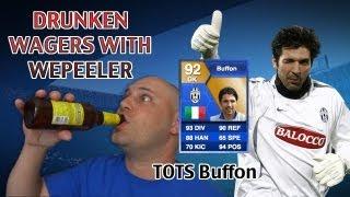Wepeeler's Drunken FIFA 13 UT Wagers