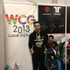 Ty Walton is crowned the WCG FIFA 13 UK Champion