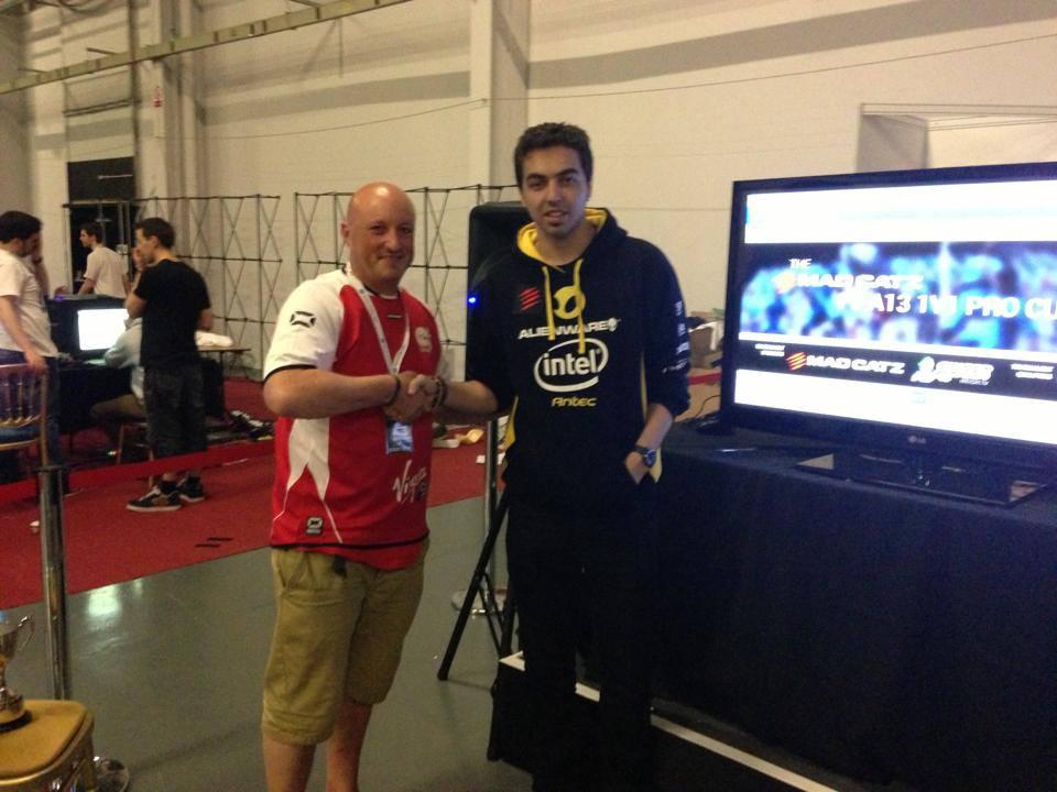 Ty Walton | insomnia49 FIFA 13 Pro Cup Winner