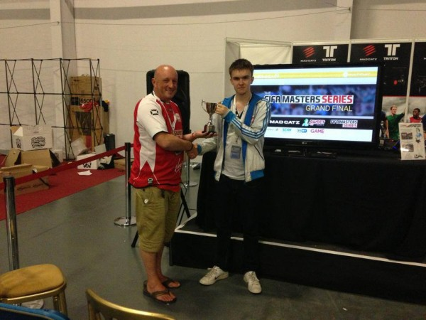 Sean Allen | FIFA Masters Series Grand Final Champion 2013