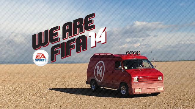 We Are FIFA 14