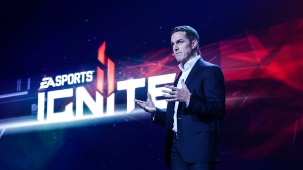 Andrew Wilson | CEO of Electronic Arts