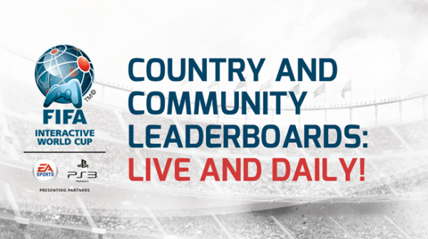 Track your progress with live FIWC leaderboards!