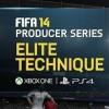 FIFA 14 Xbox One/PS4 gameplay showing our new Elite Technique and In-Air features.