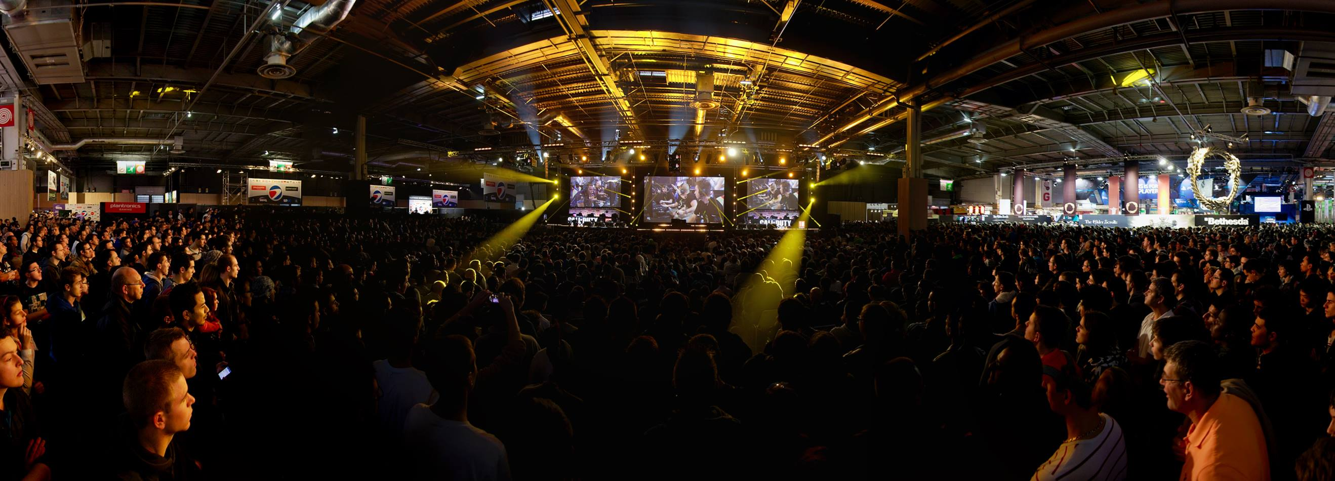 ESWC 2013 | That's what you call eSports