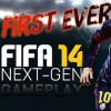 Here's the first EVER #FIFA14 Next-Gen gameplay recorded at @EASPORTSFIFA studios