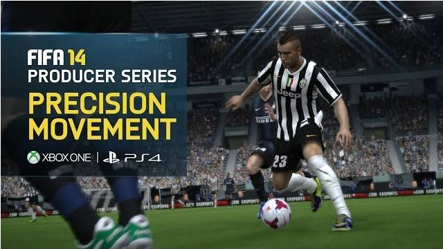 FIFA 14 - PS4, Xbox One - Precision Movement - Producer Series