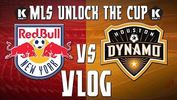 NY Red Bulls play their 2nd leg against the Houston Dynamo. What a game. Disappointing ending. At least the vlog is cool :)