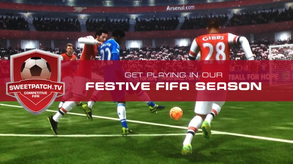 Get Playing in our Festive FIFA Season