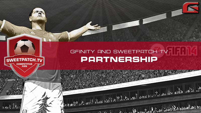Gfinity and Sweetpatch TV Partnership launches with £3000 Tournament