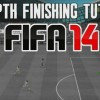 FIFA 14 Tutorials & Tips | Easy In Depth Finishing (How to Score) | Best FIFA Guide (FUT & H2H)