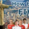 FIFA 14 Interactive World Cup (FIWC) How to qualify for Rio / TUTORIAL / Gameplay / Tactics advices