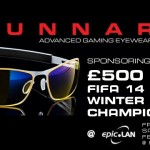 epic.TWELVE | GUNNAR Optiks Sponsoring £500 FIFA 14 Winter Championships