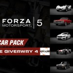 Giveaway | Win 1 of 5 Forza Motorsport 5 IGN Car Packs
