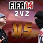 Wepeeler's FIFA 14 | Drunken 2v2 FIFA in NYC