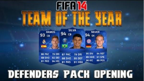 TOTY Pack Opening! FIFA 14 Next Gen!