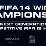 epic.TWELVE | Sign Up to Our FIFA 14 Tournaments and Get Your Tickets