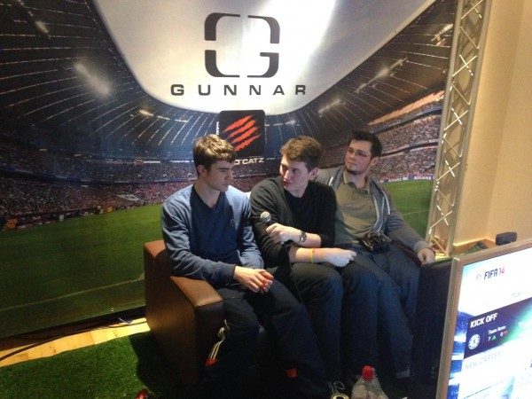 Adam Johnston | FIFA 14 Winter Championship Saturday Winner