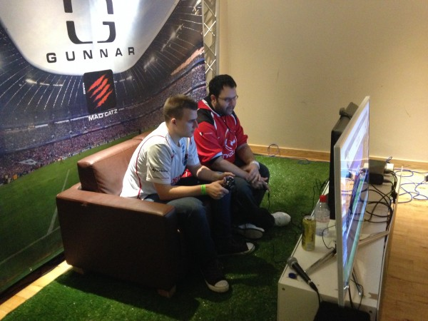 FIFA 14 Winter Championship Knockouts Saturday