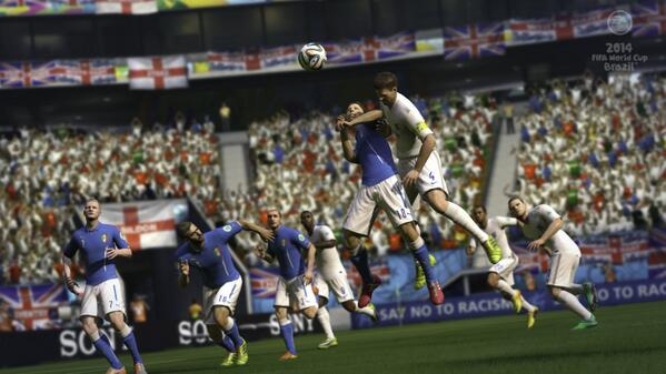 EA SPORTS 2014 FIFA World Cup Brazil Demo Available