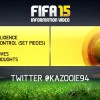 Kazooie94's thoughts on FIFA 15 about the gameplay and some of the new features they've added in this years game.