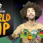 FIFA 14 KICKTV Gaming YouTube World Cup | Round of 16