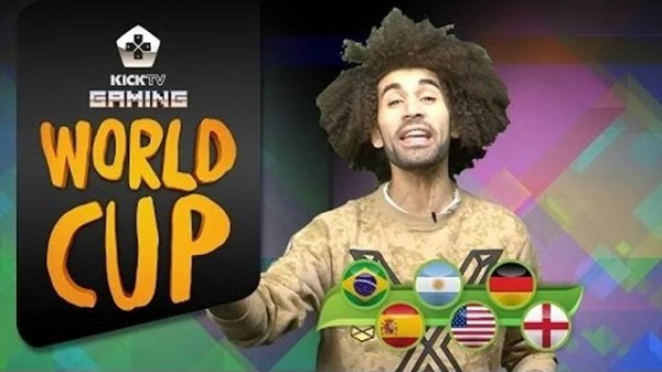 FIFA 14 KICKTV Gaming YouTube World Cup