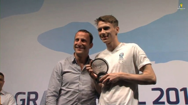 Dave Bytheway | FIWC14 Runner-Up