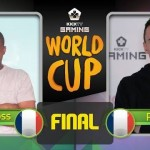 FIFA 14 KICKTV Gaming YouTube World Cup | Grand Final: @KeanuBoss vs @ROS5IHD