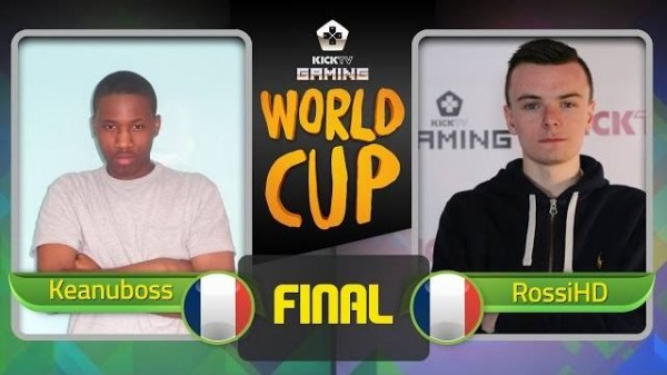 KICKTV Gaming World Cup Final
