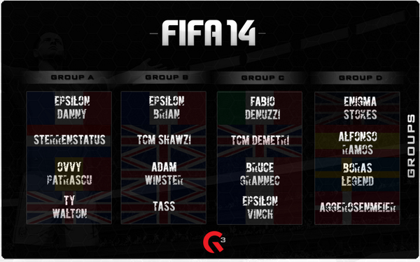 16 of the world's best FIFA players compete to win the main prize