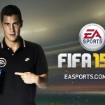 FIFA 15 | Eden Hazard is Cover Star