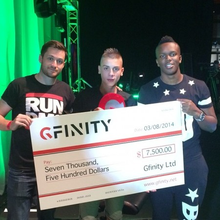 Gfinity G3 FIFA 14 Winner | Epsilon Vinch