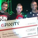 Gfinity G3 | Epsilon Vinch Crowned FIFA 14 Champion