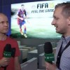 Check out this exclusive FIFA 15 interview with Nick Channon and Marcel Kuhn, live from #xboxgamescom, taking a look at FIFA 15 gameplay and FIFA 15 Ultimate Team Legends.