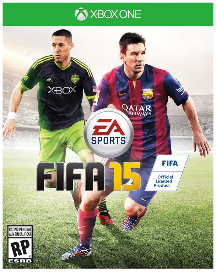 FIFA 15 Cover | Xbox One US